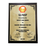 Shell Malaysia Hijau Project Gold Quality Award